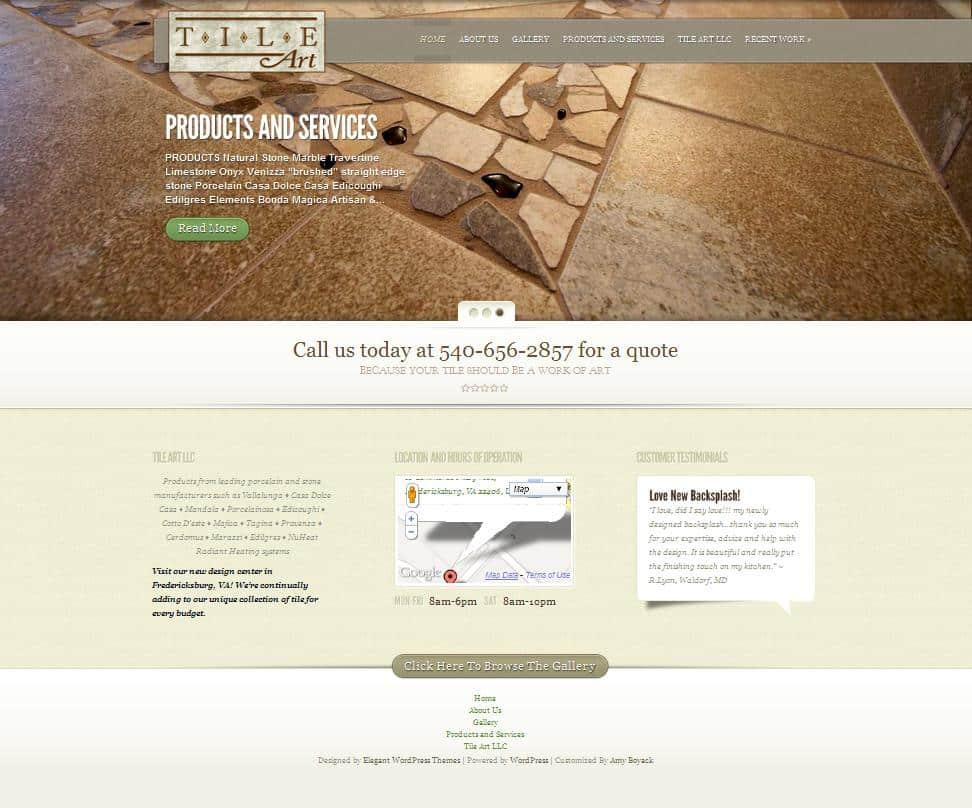 WordPress Site Builder Boise