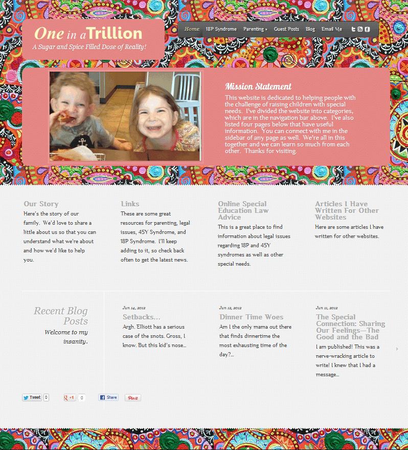 Simple Web Site Boise