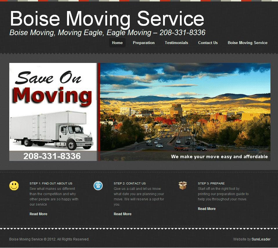 Website Creator Boise