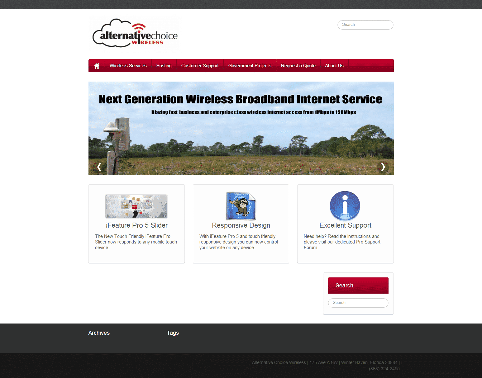 Simple Website Boise