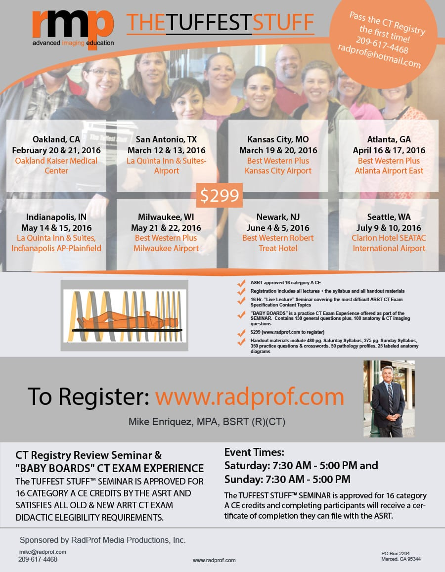Flyer for seminar Sure Leader Websites – Seminar Flyer