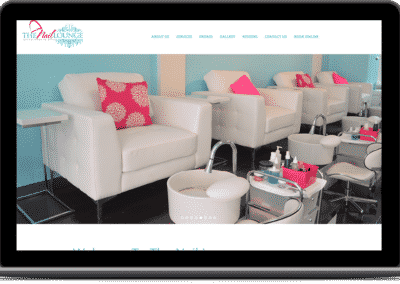 Nail Salon Website