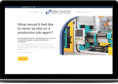 Injection Molding Website