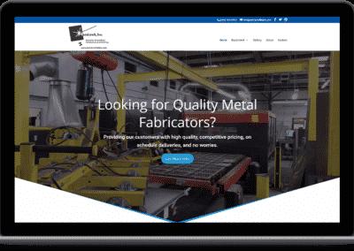 Metal Fabrication Website